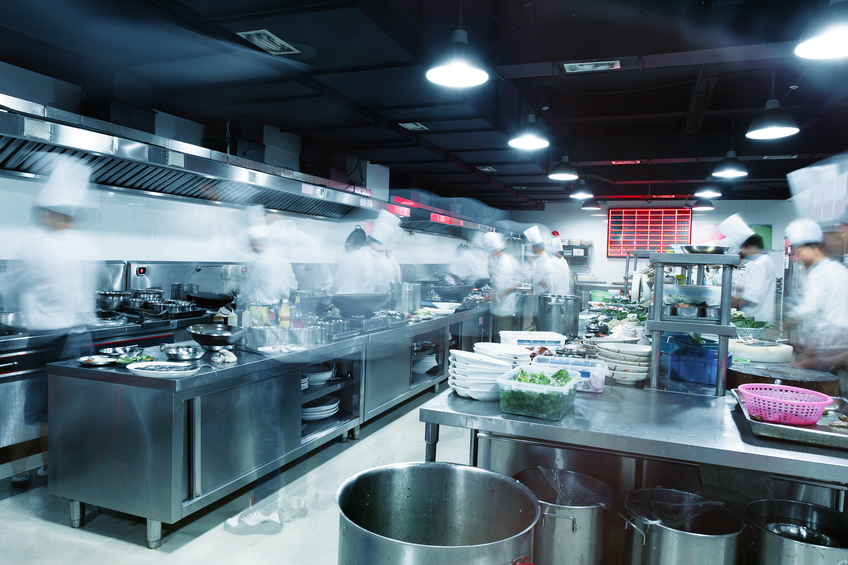 Ansi 1 8 2016 gas food service equipment for V kitchen restaurant