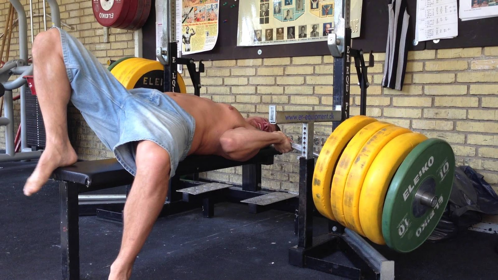 exercises to help bench press
