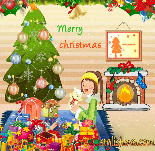 Animated christmas greeting e cards designs pictures happy merry x christmas quotes ideas card m4hsunfo