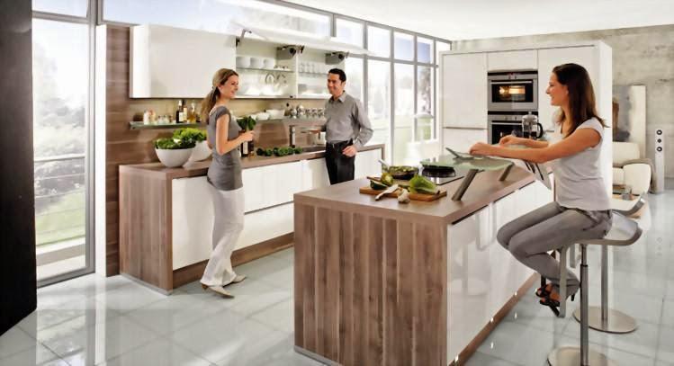 Decoracion para cocinas tendencias 2015 - Disenar tu propia cocina ...