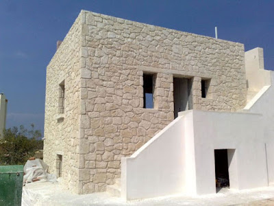stone style house 02