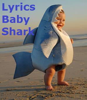 LYRICS BABY SHARK