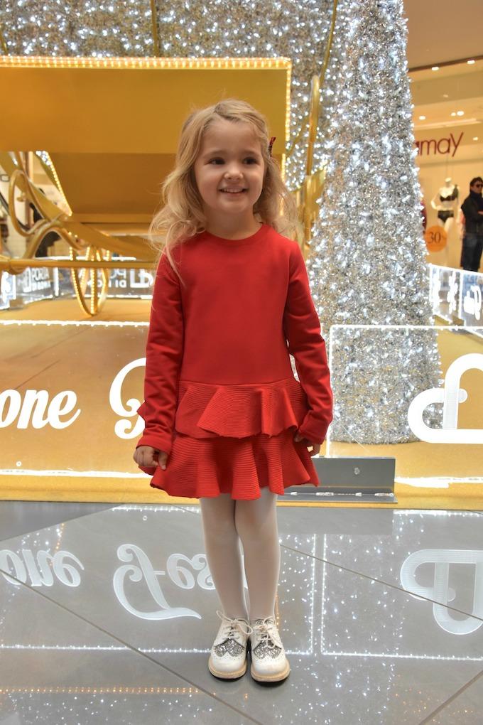 Rosso Natale: Mini Look per le feste
