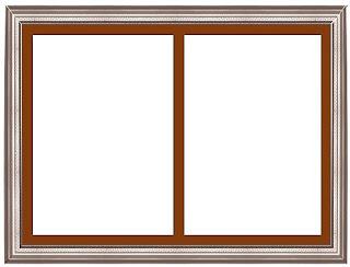 Bingkai Jendela dari Gipsum-Selesai