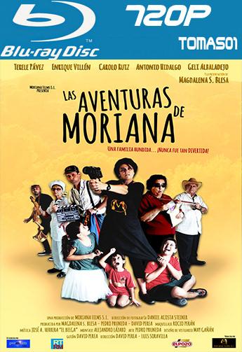 Las aventuras de Moriana (2015) BDRip m720p