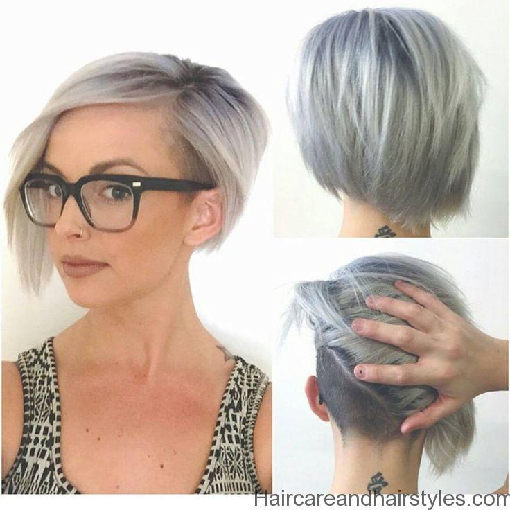 lyhyet toispuoleiset hiukset