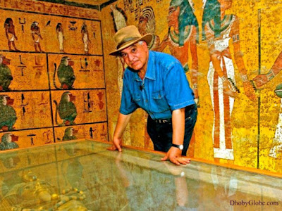 King Tut Tomb