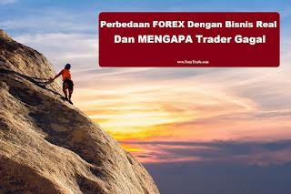 perbedaan bisnis trading saham forex dengan bisnis real mengapa trader gagal. Belajar memahami pergerakan harga market dunia logika filosofi candlestick