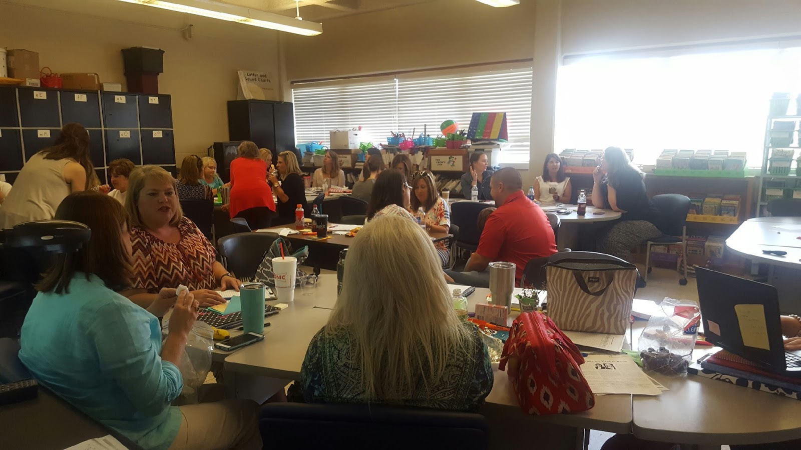 38 Lincoln Parish Professional Educators Joined Dr Carrice Cummins Libby Manning And Kim Kimbell Lopez From The Department Of Curriculum