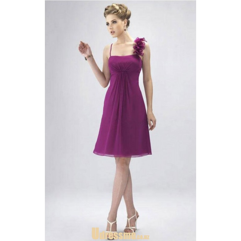Purple Bridesmaid Dresses Different Styles and Color   Udressme.co ...