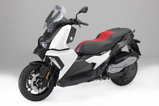 BMW C 400 X (2018) Front Side