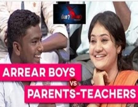 Neeya Naana 26-03-2017 | Arrears boys vs Parents Teachers