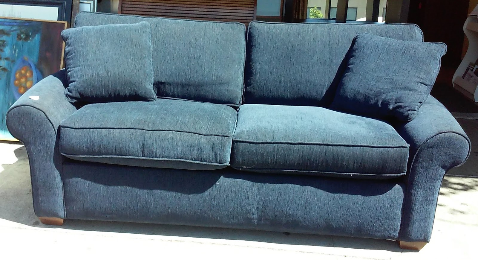 4 foot wide sofa bed overstock slipcovers uhuru furniture and collectibles sold 4950 sealy six a