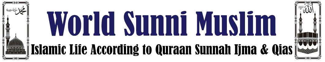 World Sunni Muslim