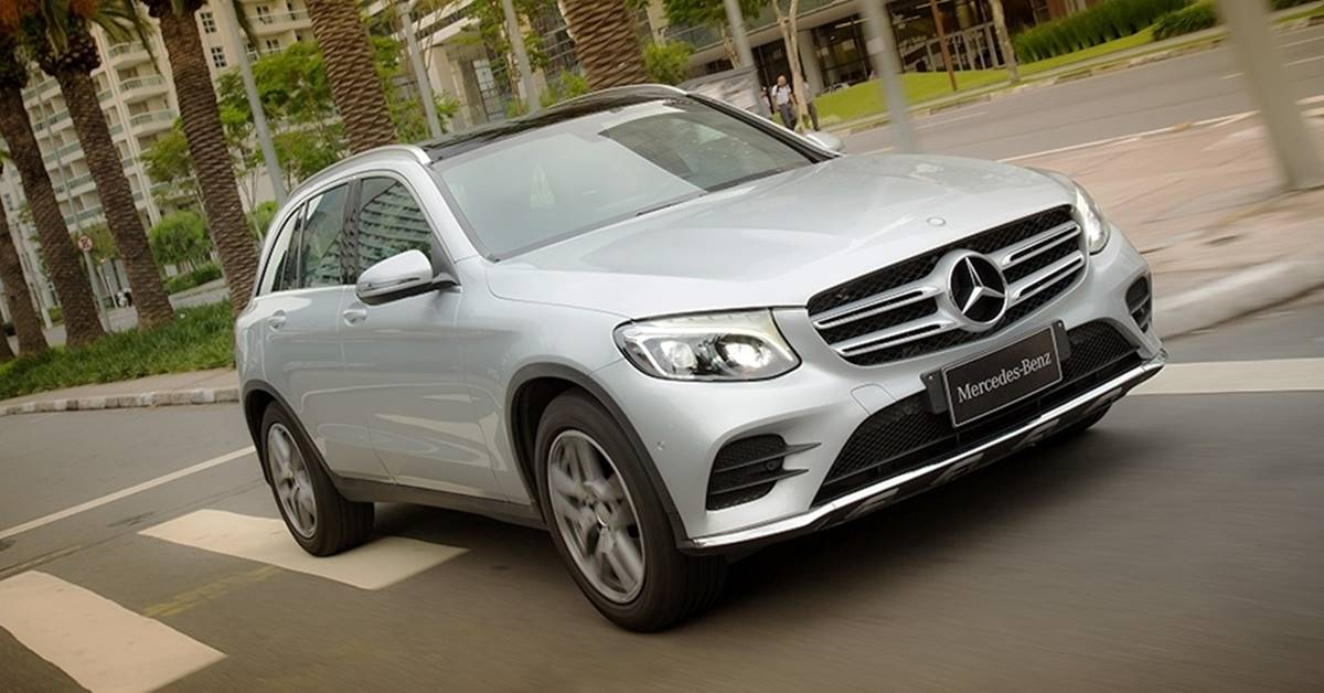 Novo BMW X3 2018 x Mercedes-Benz GLC