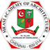 MEASI Academy of Architecture, Chennai, Wanted Teaching Faculty