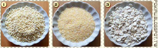 小米粥材料
