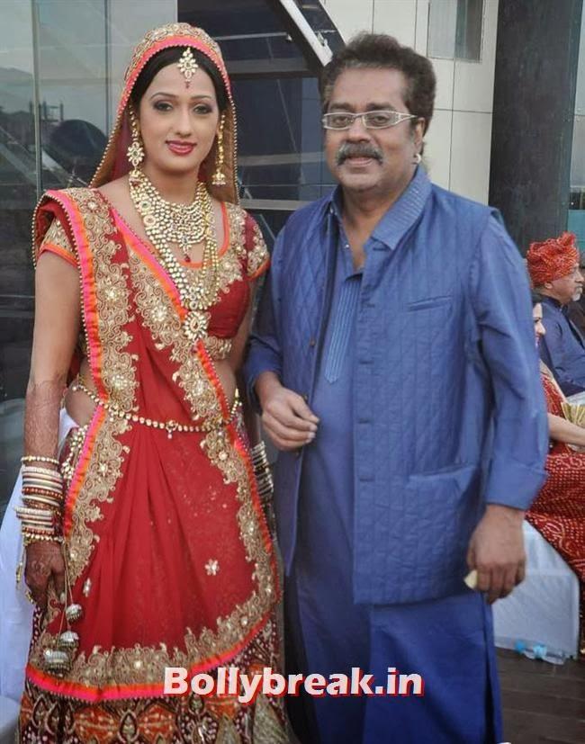 Brinda Parekh and Hariharan, Brinda Parekh Wedding Picstures 2014