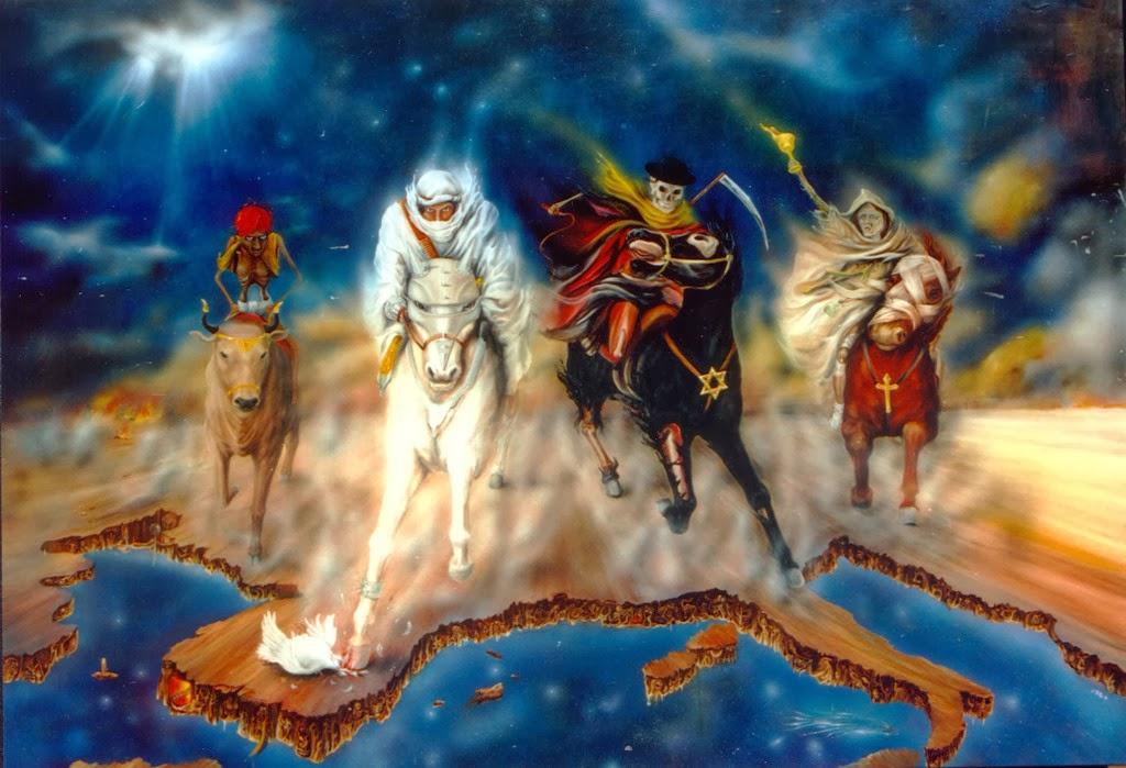 Die 4 Reiter Der Apokalypse