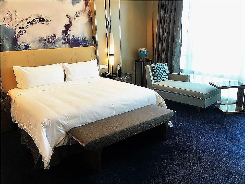 深圳前海華僑城JW萬豪酒店(JW Marriott Hotel Shenzhen Bao'an)-房間