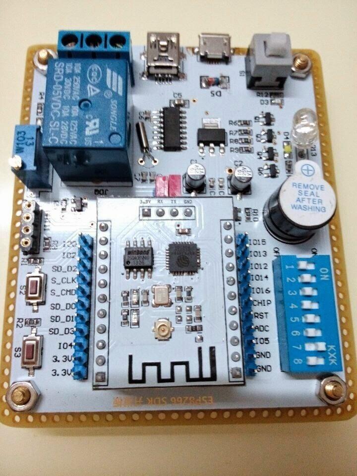 IoT with ESP8266: ESP8266 Wireless Wifi Module Develop Board 8266