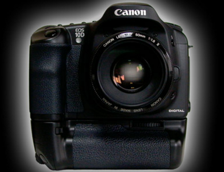 Spesifikasi dan Harga Kamera Canon Eos 10D Terbaru