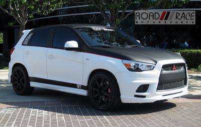 Road Race Motorsports Mitsubishi Outlander Sport Turbo - Subcompact Culture