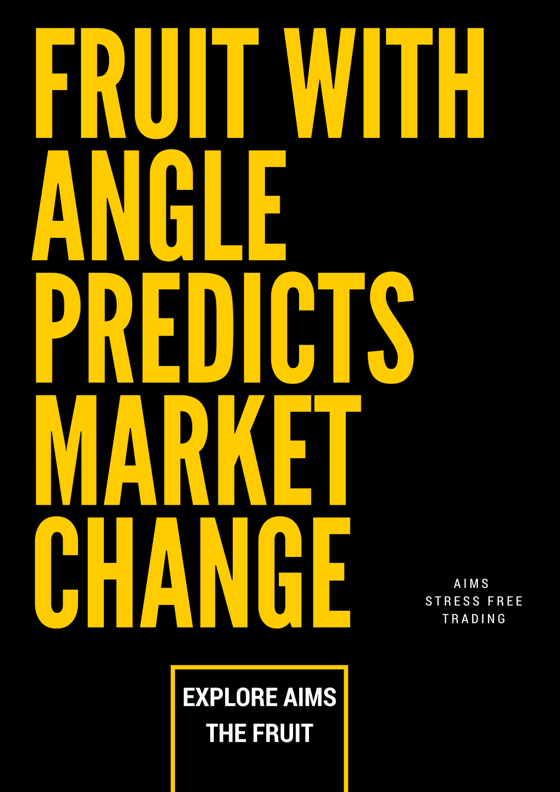 AIMS The Fruit - Predict the market
