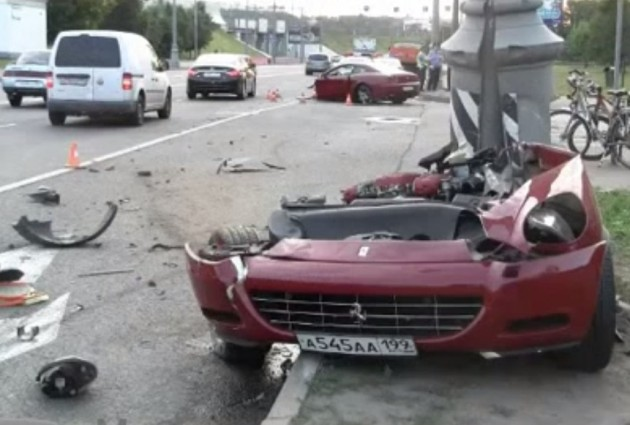 Car Accident Feel Terrible