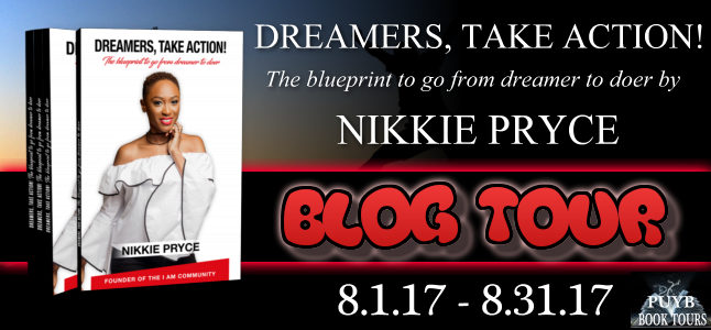 Book Review: Dreamers Take Action! by Nikkie Pryce