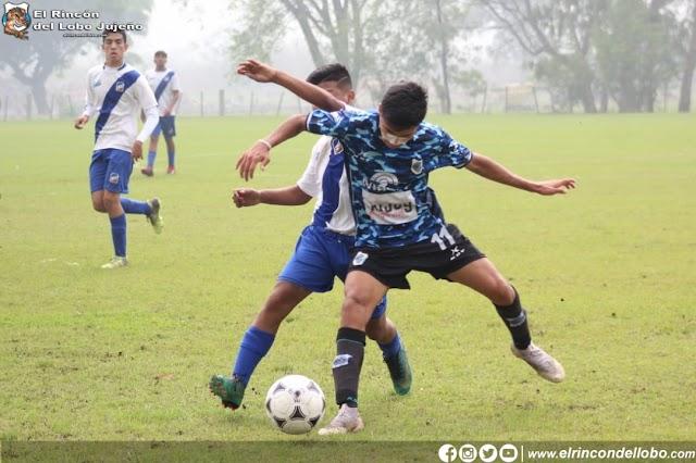 El Sub 17 goleó en el clásico a Juventud Antoniana