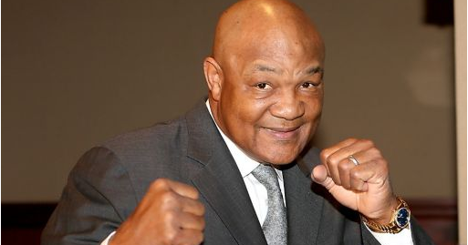 the george foreman tribute scholarship