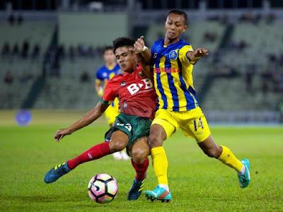 Pahang dan Kedah rebut tangga kedua Liga Super
