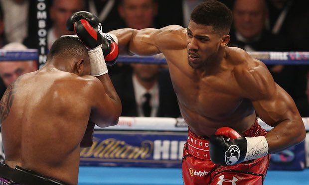 Klitschko might not be a spent force – Joshua needs to pace himself