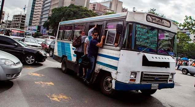 Publican en Gaceta aumento del pasaje a 280 bolívares