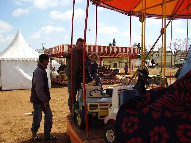 Feria en Meknes por el Mulud (2008)