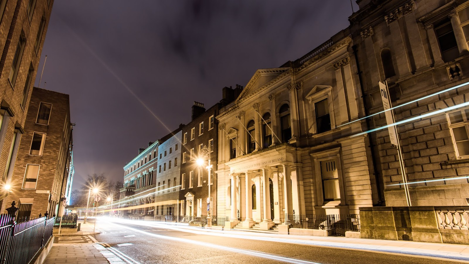 The Royal College Of Physicians Of Ireland Building At 6 Kildare Street Will Be Open To The Public From 5pm To 10pm On Friday 21 September