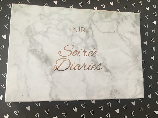 ANDELIKES:: Soiree Diaries Eyeshadow Palette by PUR Cosmetics