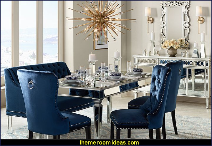 Complete Kitchen Cabinet Set Wall Clocks Decorating Theme Bedrooms - Maries Manor: Old Hollywood ...