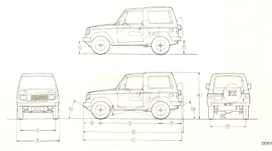 repair-manuals: Mitsubishi Montero 1983 Repair Manual
