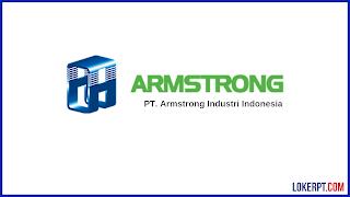 Loker PT Armstrong