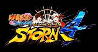 Naruto Shippuden Ultimate Ninja Storm 4 MOD Full Unlocked v2.0 Android Apk Terbaru