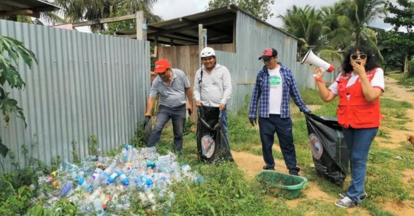MIDIS, Salud y Educación refuerzan labor articulada contra el dengue en la región Madre de Dios