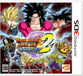 Download Dragon Ball Heroes: Ultimate Mission 2 3DS GAME ...