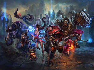 League Of Legends Game Download Highly Compressed