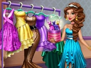 Have a great time playing this new Dress Up game called Tris Homecoming Dolly Dress Up on GamesGirlGames.com. Open up mystery boxes and dress up Tris for homecoming! All her friends will be there so she has to look glamorous from head to toe. The boxes have different items you can choose from including dresses, shoes and accessories. Practice your fashion skills by creating a stunning look for Tris and don't forget to save a picture for her high school scrapbook!