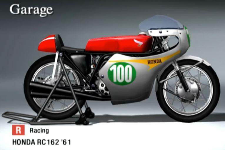 Honda RC 162 1961