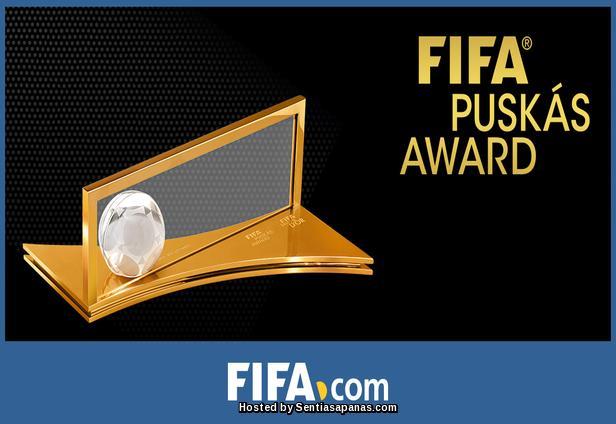 FIFA+PUSKAS+AWARD