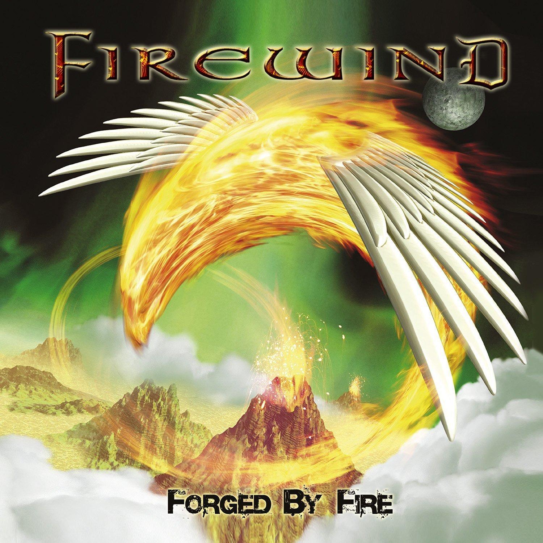 Warriors The Broken Code The Scorching Earth: Corvo Do Metal: Firewind [Discografia]