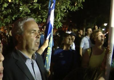 Ν. Λυγερός: Το συλλαλητήριο: ερμηνείες και ουσία